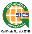 Timber Legality certified by Sucofindo - PT Touchwood
