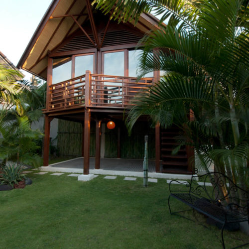 Bali Prefab & Wooden House Architecture