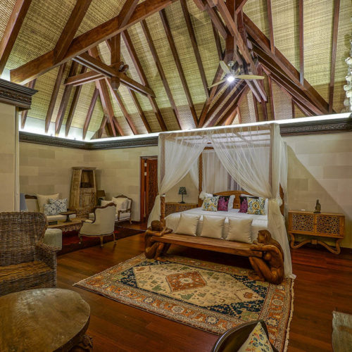 Luxury Interior Project of Boutique Resort in Seychelles