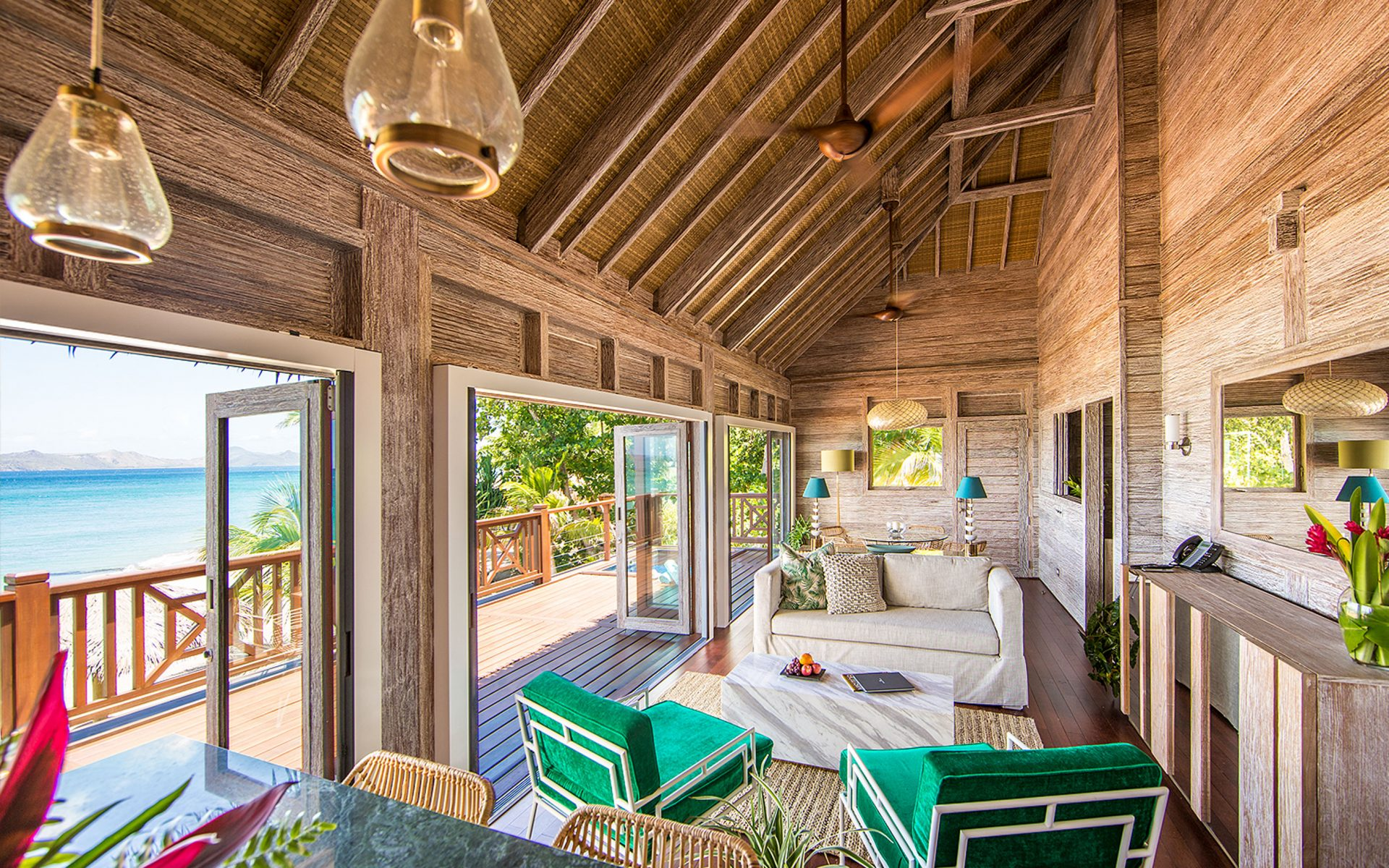 Beach House At Nevis And St Kitts