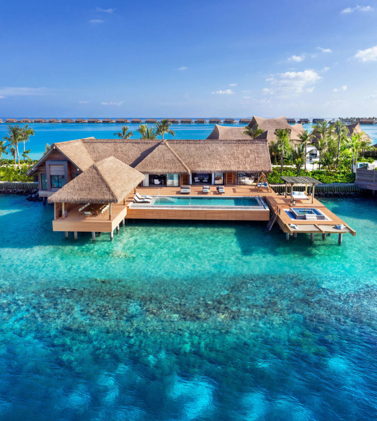 Waldorf Astoria Resort, Maldives